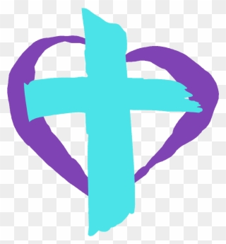 Free PNG Heart With Cross Clip Art Download.