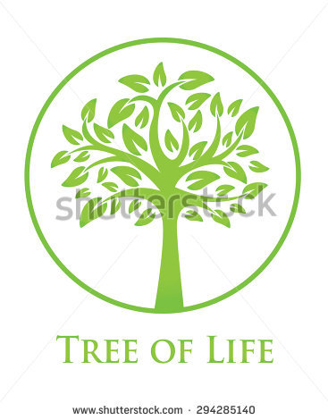 Cross Tree Stock Vector 495579823.