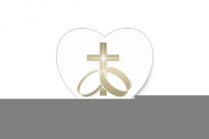Cross and wedding rings clipart » Clipart Station.