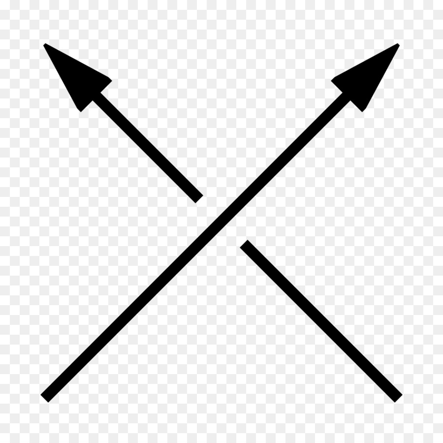 Crossed Arrows Png & Free Crossed Arrows.png Transparent.