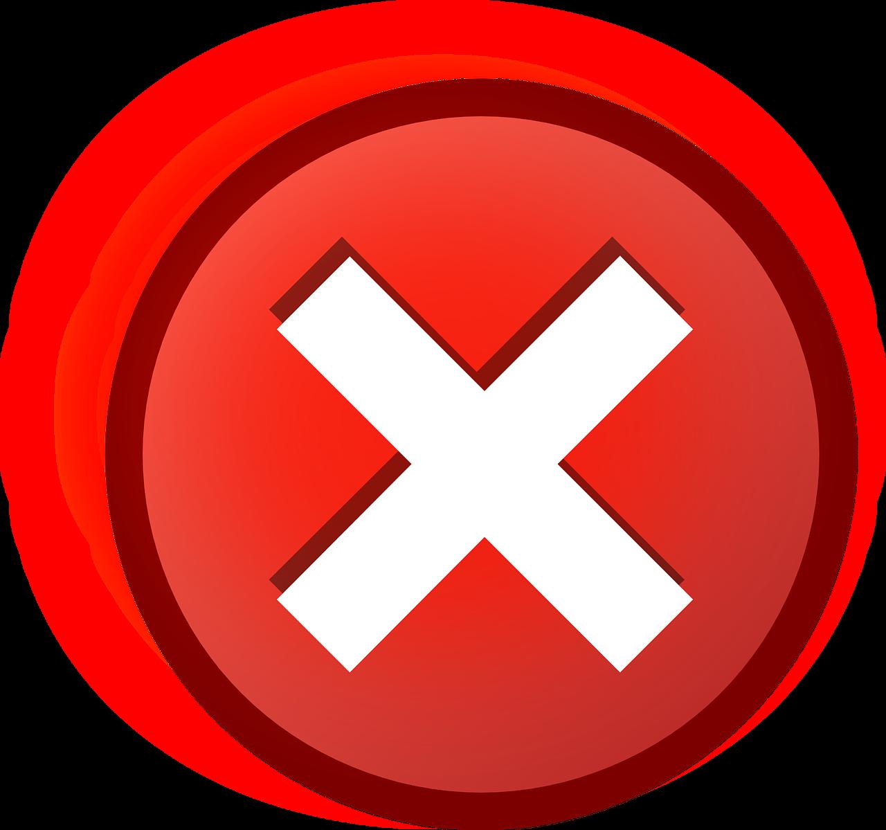 Computer Icons Button Check mark Cross.