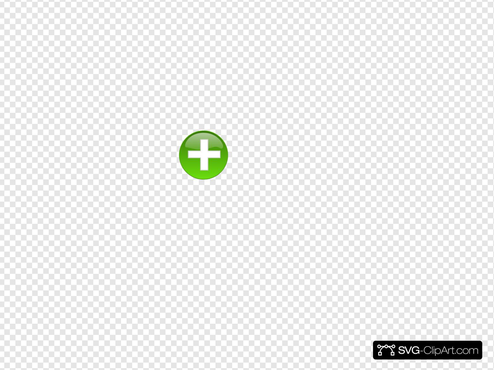 Medical Cross Button Clip art, Icon and SVG.