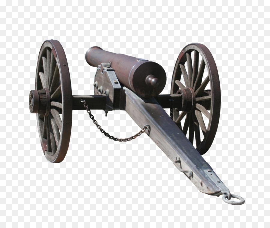 United States American Civil War Cannon Artillery Clip art.