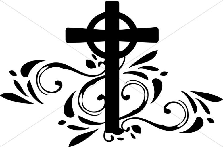 Cross Clipart, Cross Graphics, Cross Images.