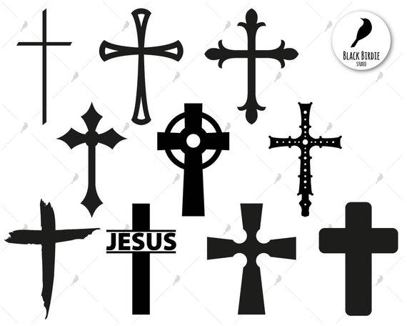 Crucifix clipart designer, Crucifix designer Transparent.