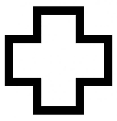 Cross Outline Clip Art & Cross Outline Clip Art Clip Art Images.