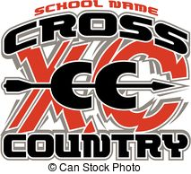 cross country arrow clipart #3