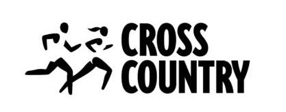 High school cross country clipart.