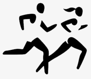 Free Cross Country Clip Art with No Background.
