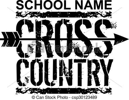 Cross Country Running Clip Art Free.