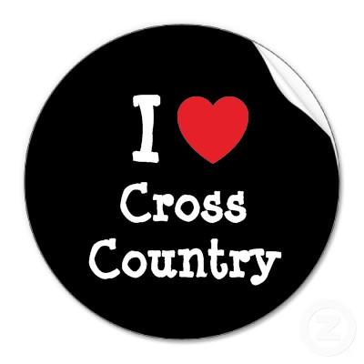 Cross Country Clip Art.