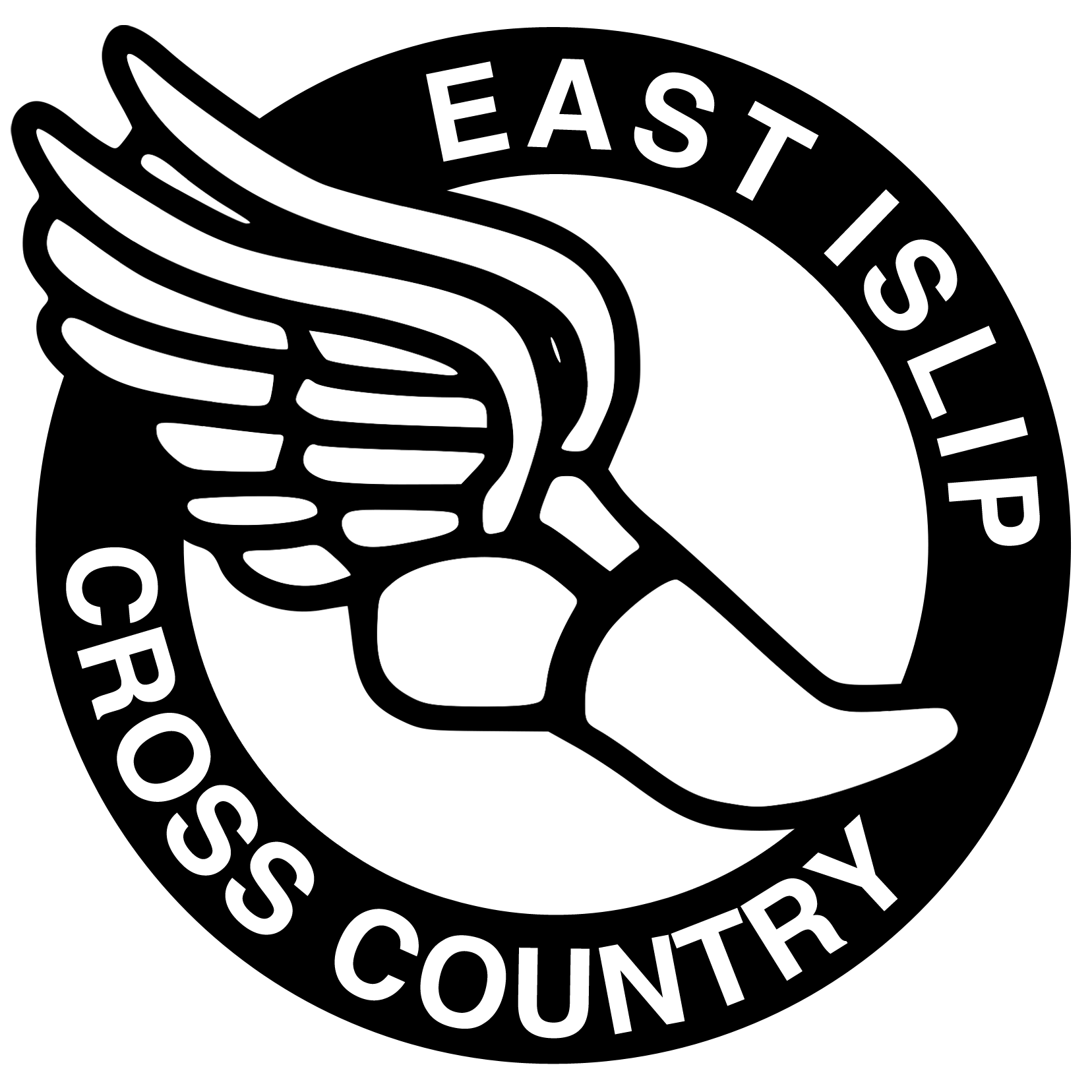 Pix For Cross Country Logo Clip Art.