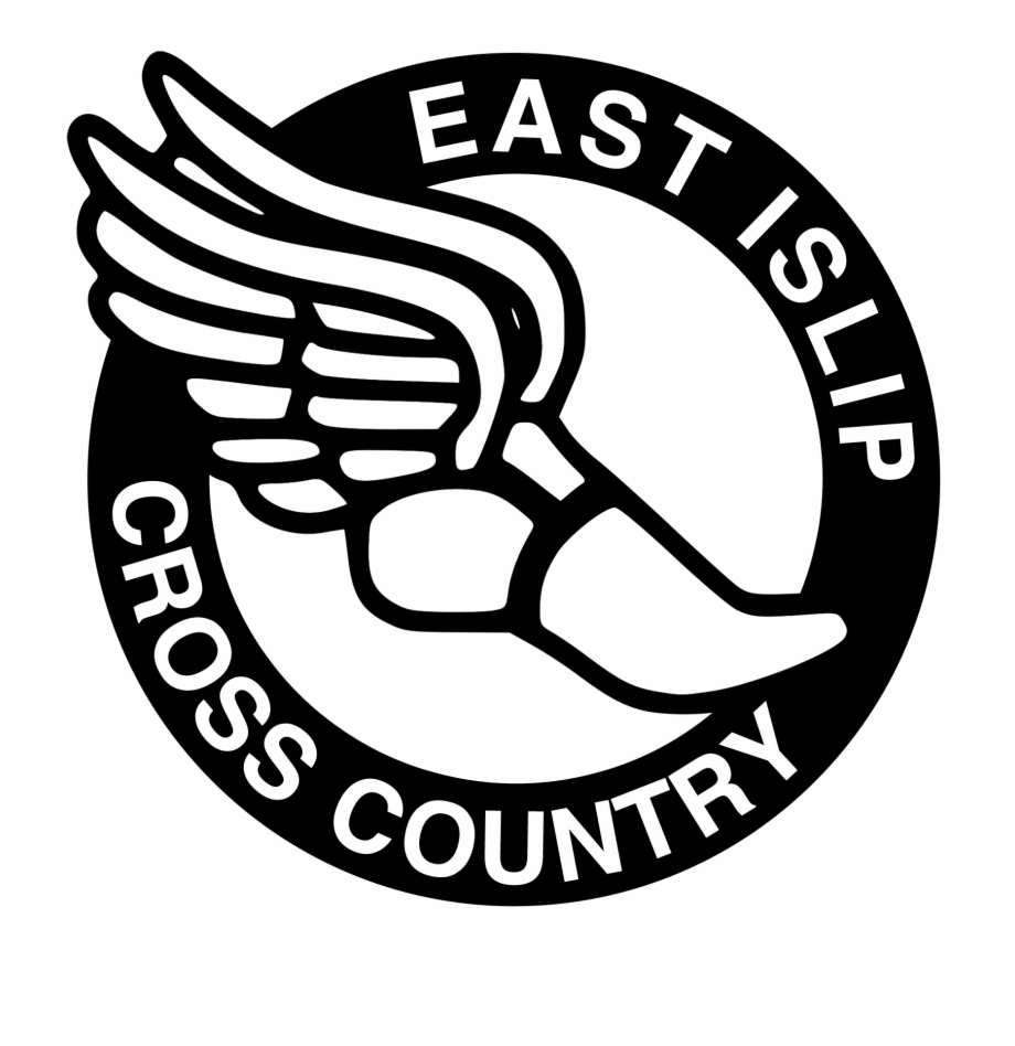 Cross Country Running Symbol Free Download Clip Art.