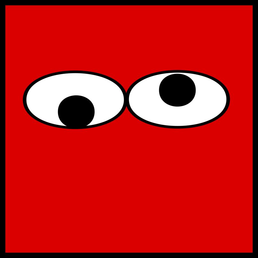 Eye Icon clipart.