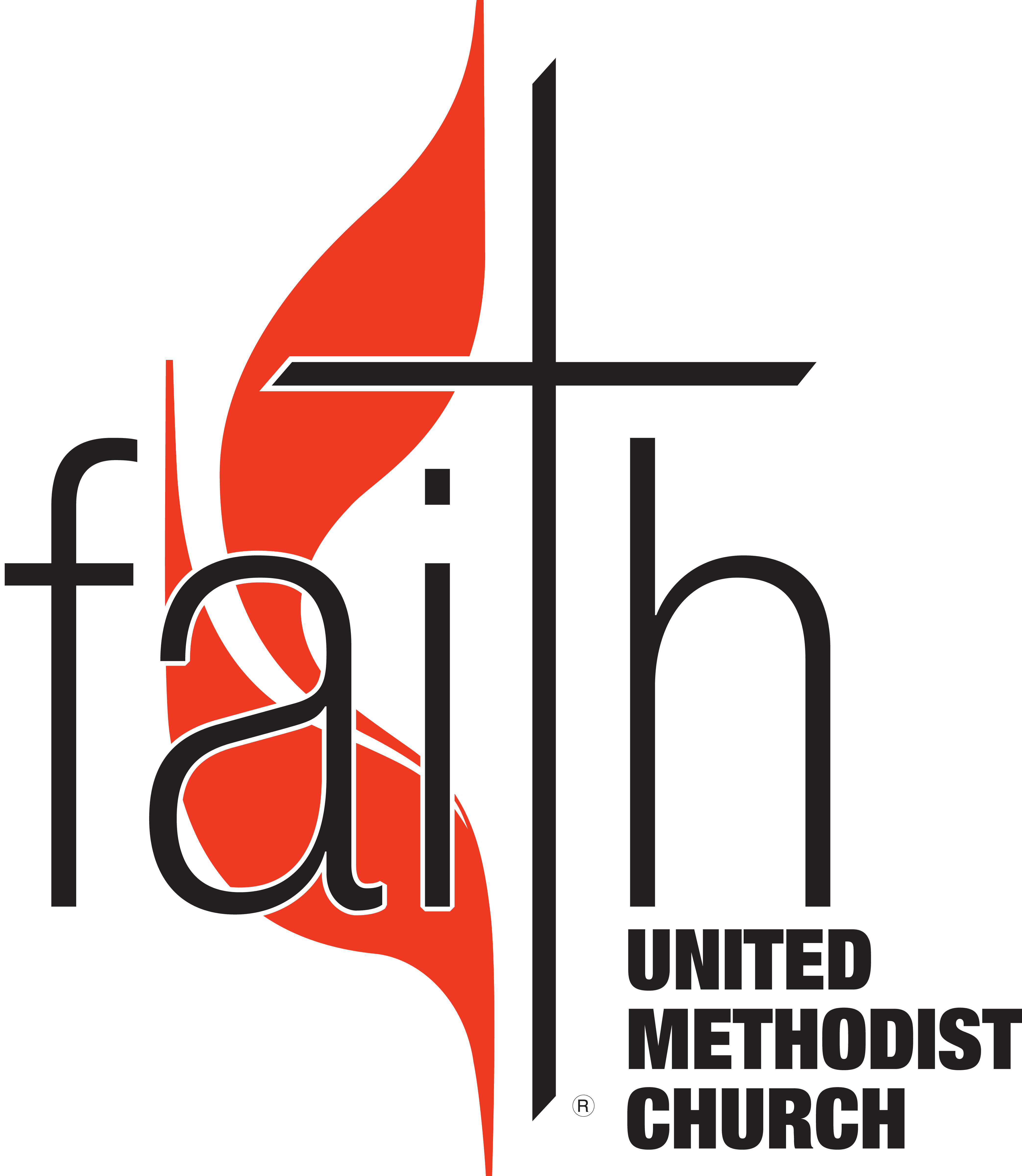 Cross and flame vector freeuse stock united methodist png files.