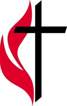 United methodist church cross and flame clipart 2 » Clipart Portal.