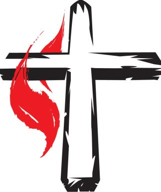 United methodist church cross and flame clipart 1 » Clipart Portal.
