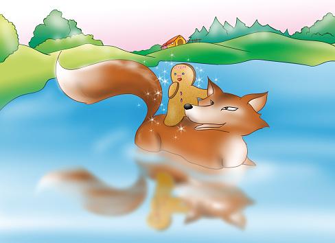 Cross Fox Clip Art, Vector Images & Illustrations.