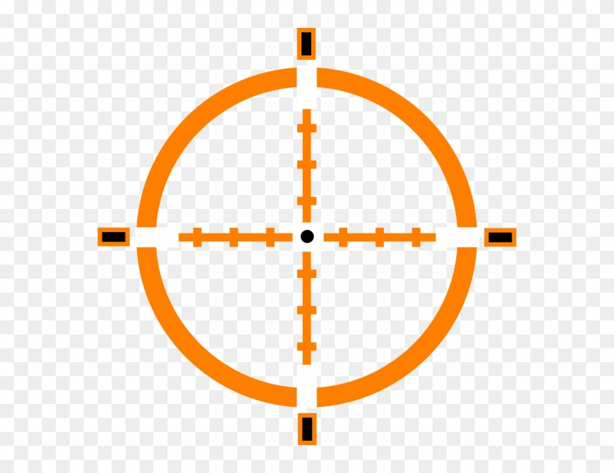 Crosshair Clip Art At.