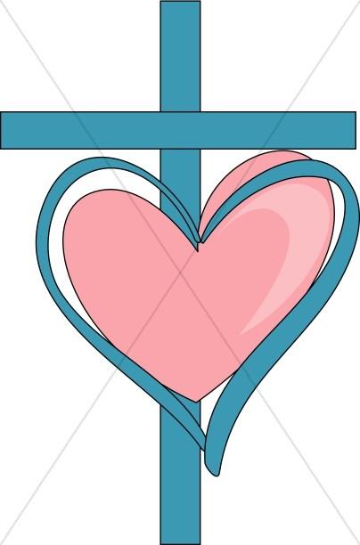 Sweet Cross and Heart.
