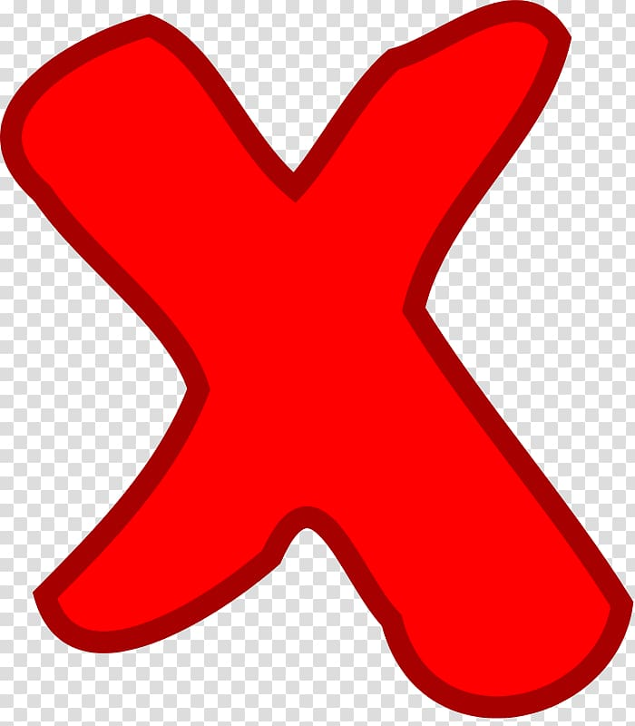 Red X letter , International Red Cross and Red Crescent Movement.