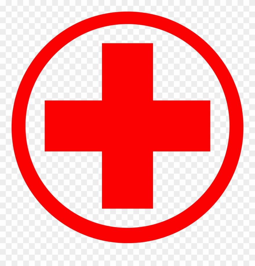 Medical Cross Symbol Png Clipart (#167195).