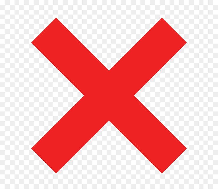 Red Check Mark png download.