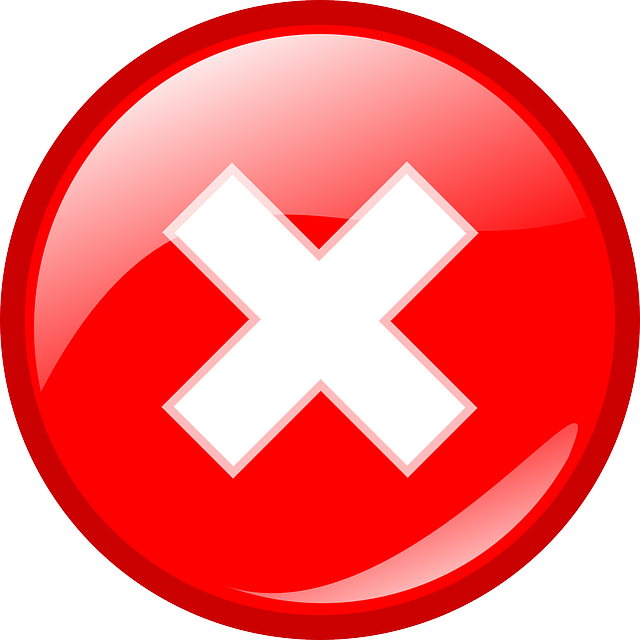 Download Red Cross Mark PNG File.