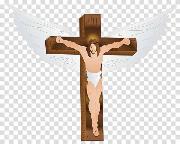 The Cross of Christ Christian cross , The cross of Jesus to heaven.
