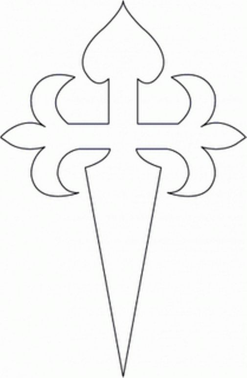 St. James Cross.