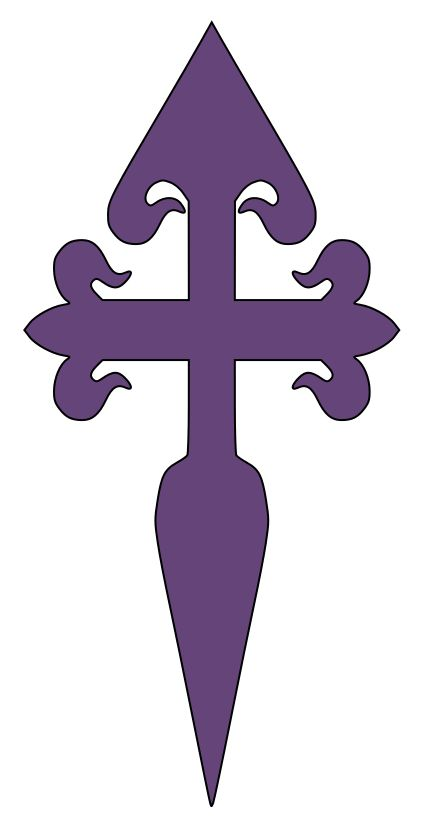 Cross of St James.