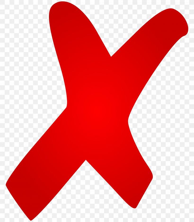 X Mark Symbol Cross Clip Art, PNG, 2000x2286px, X Mark.