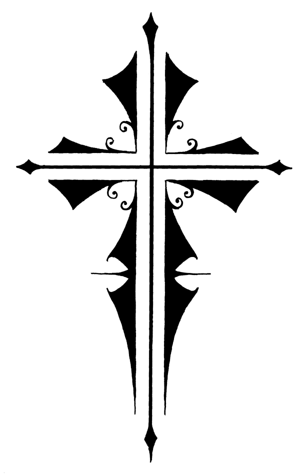 Cross Tattoos PNG Transparent Images.