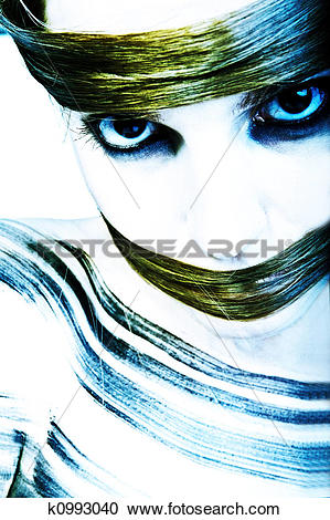 Stock Photography of The Real Cross Process k0993040.