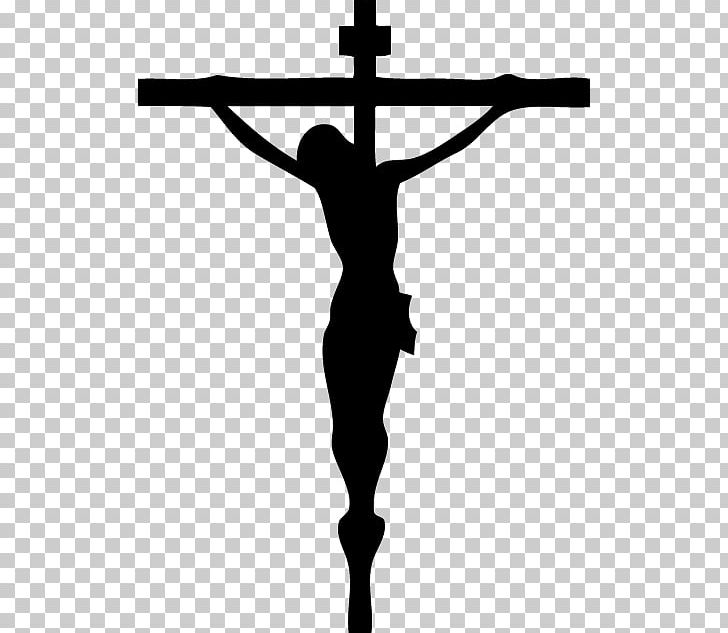 Christian Cross Silhouette Christianity PNG, Clipart, Arm, Balance.