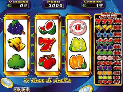 Trucchi slot machine.