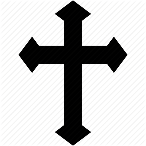 Christian Cross Icon Png #375890.