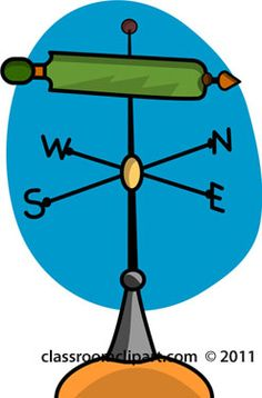 image of weather vane.