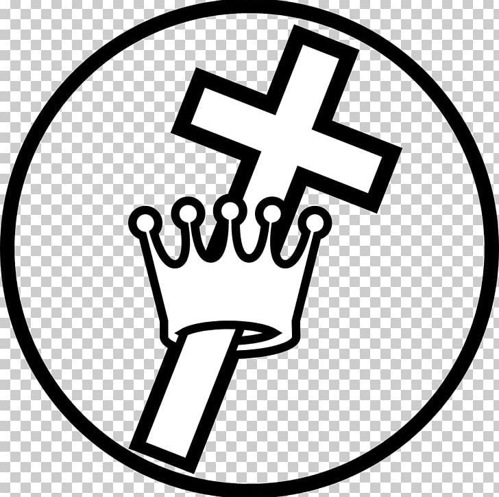 Cross And Crown Christian Cross Christian Symbolism.