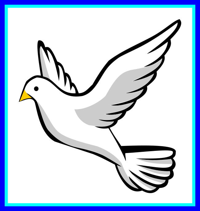 Dove Images Clip Art Dove With Cross Image Library.
