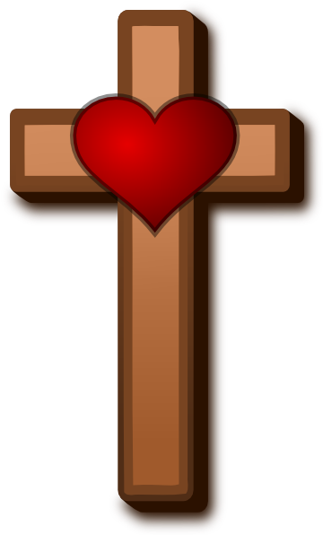 Free Cross Heart Cliparts, Download Free Clip Art, Free Clip Art on.