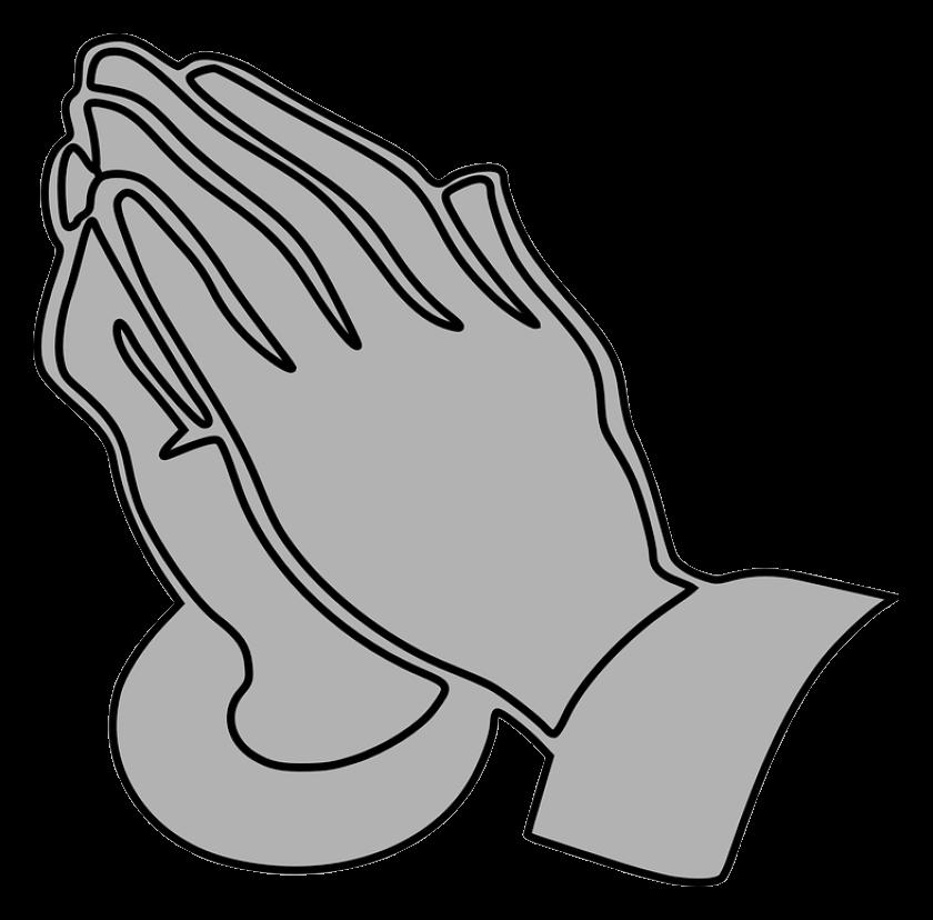 Praying Hands X Pray Clipart Intercessory Prayer Cross With Png.