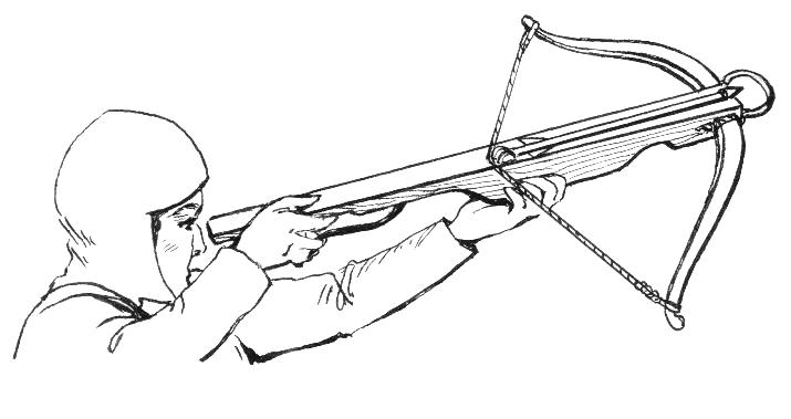 Crossbow Clip Art Download.