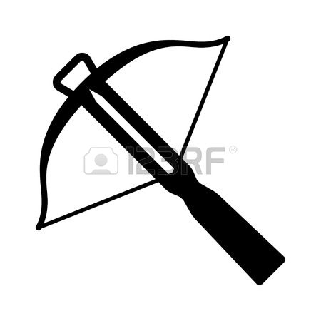 965 Crossbow Stock Vector Illustration And Royalty Free Crossbow.