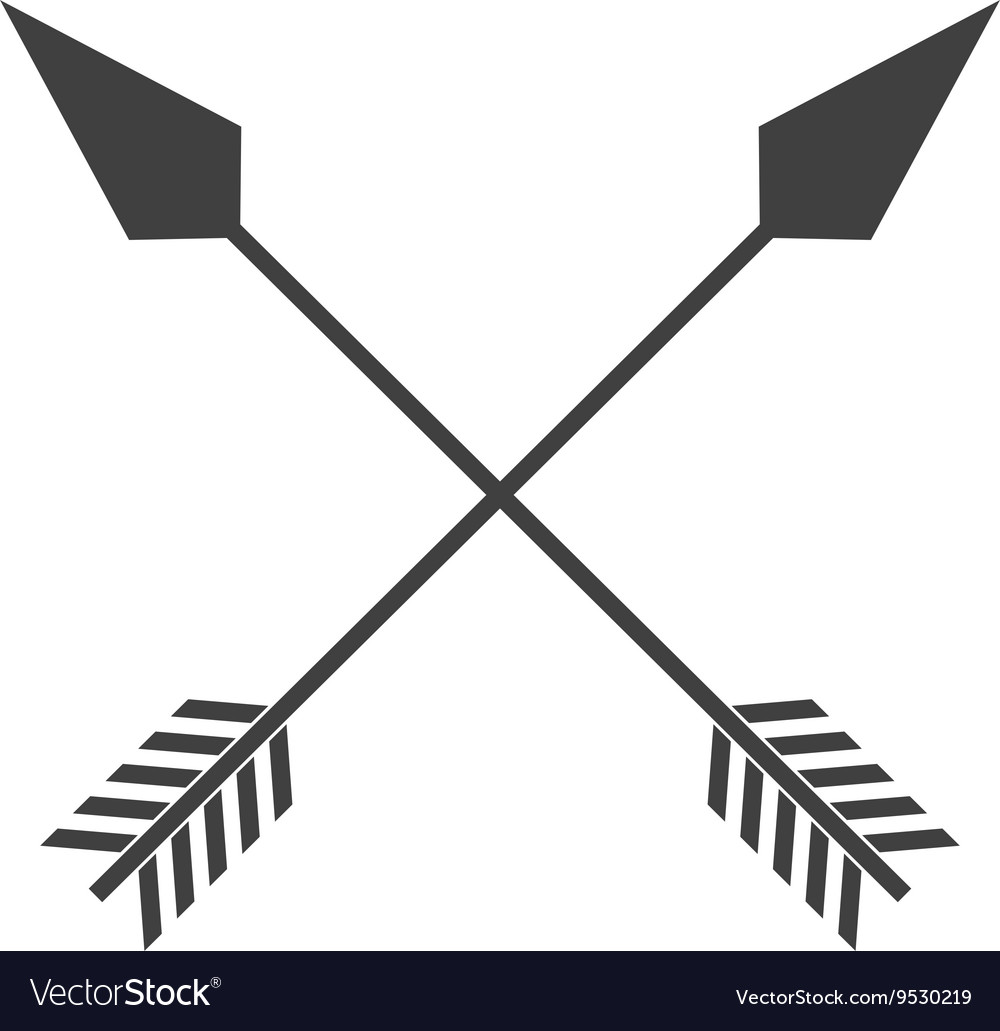 Crossed Arrow Clipart (105+ images in Collection) Page 1.