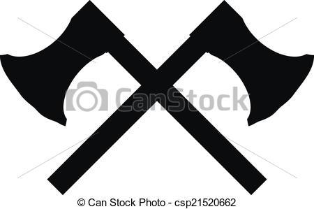 Crossed axes clipart 3 » Clipart Portal.