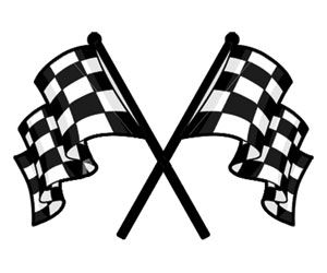 checkered flag tattoos.