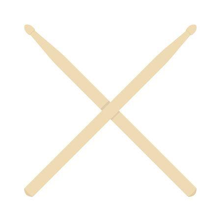 Crossed drumsticks clipart » Clipart Portal.