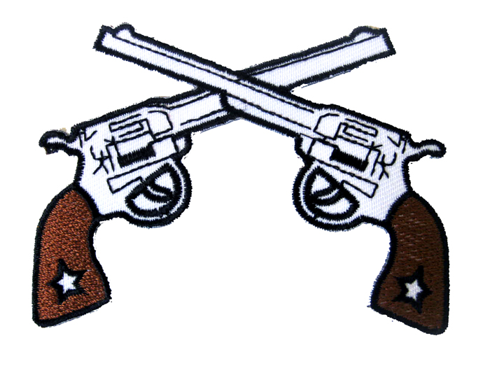 Crossed guns cliparts cliparts and others art inspiration.