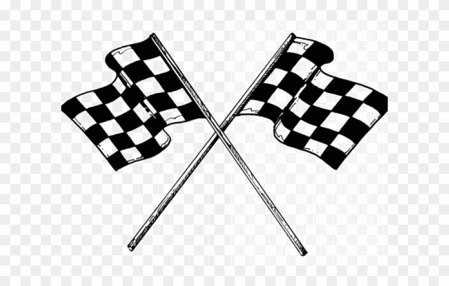 Nascar Clipart Checkered Flag.